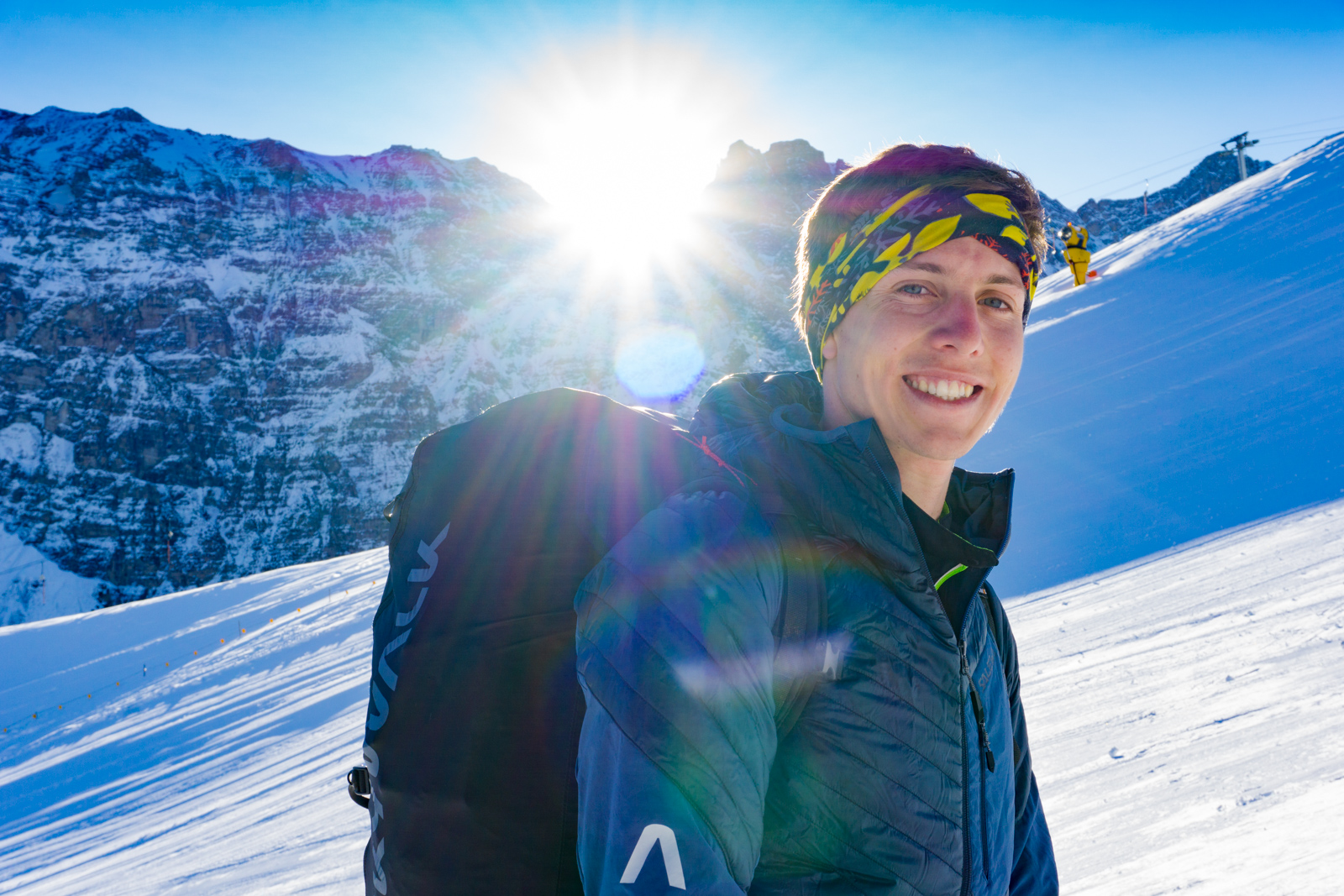 Simon Oberrauner – Student and Red Bull Xalps Pilot Liezen/Styria/Austria