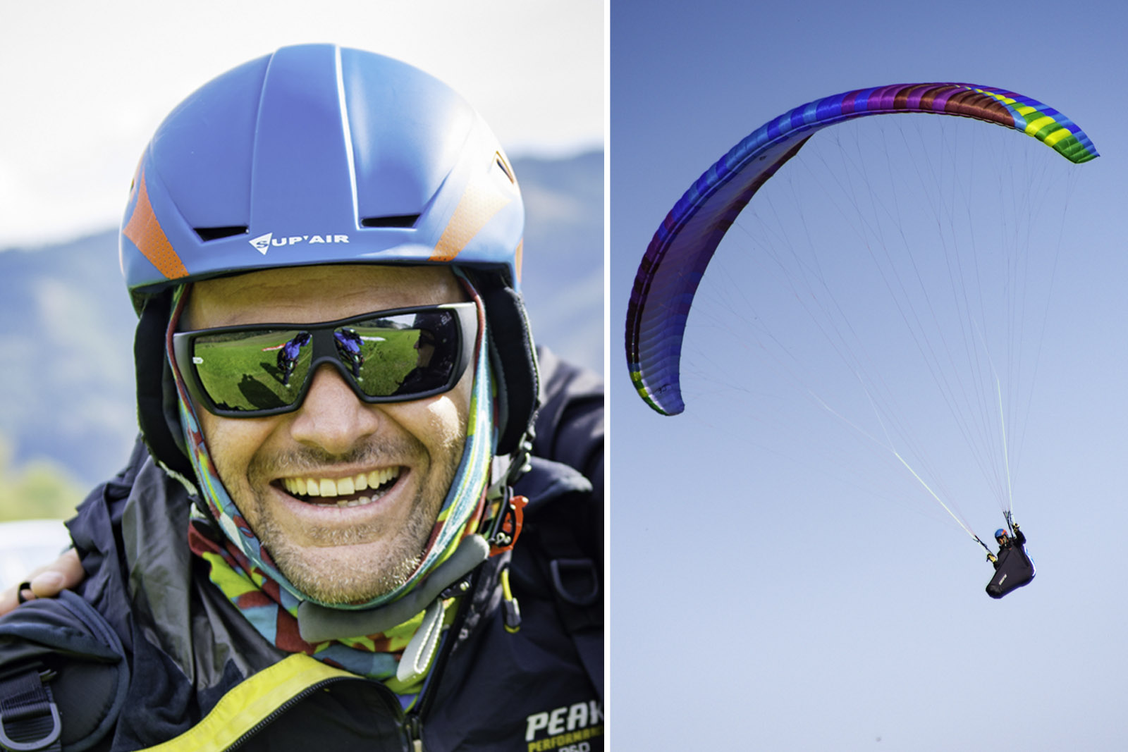 Klaus - real estate agent and paragliding veteran from Fohnsdorf/Styria/Austria