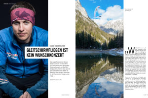 Publikation Sport Portraitfotografie Wien Oesterreich Martin Lifka Photography